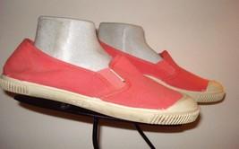 Women's KEEN Casual Cool Pink Canvas Slip-On Sneaker Sz. 39/8.5 MINTY! - $29.69
