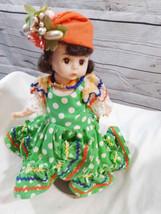 "Vintage 8"" Madame Alexander International Dolls No Boxes - $18.00"