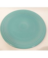 """Turquoise Contemporary Fiesta Pottery 12"""" Chop Plate HLC Mint Dinneware ... - $14.99"""