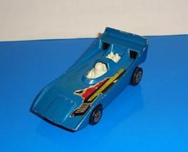 Corgi Juniors 1 Loose Car Growlers Can-Am Racer Blue - $2.00