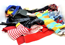 Doll Clothes Gals and Guys Mixed Lot of 30 Plus Pieces - $34.48