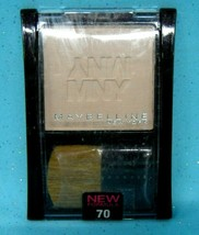 Maybelline EXPERT WEAR Silky Smooth Powder Blush With Brush ~70 DUSTY RO... - $5.62