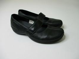 Merrell Brio Black Ortholite Shoes Women Size 6 Air Cushion - $24.88