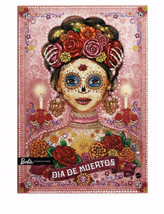 2020 Barbie Dia De Los Muertos Day of The Dead Pink Doll Brand New In Hand - $130.60