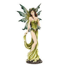 """Pacific Giftware Fairyland Collection Fantasy Elemental Fairy -""""Earth"""", 12 - $31.67"""