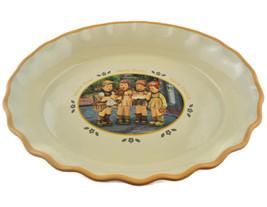 SALE M.I. Hummel® Bakeware The Danbury Mint Stoneware Oval Pan  9 3/4 X ... - $35.99