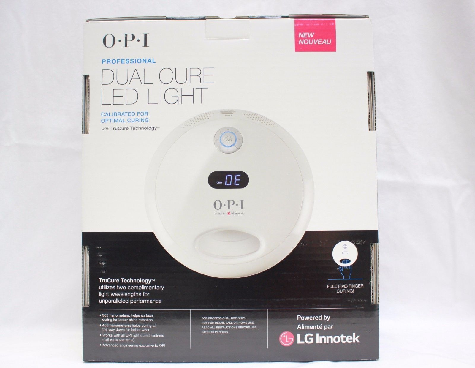 NEW 2017 OPI Dual Cure LED Lamp Light   100% And Similar Items