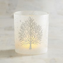 Nwt PIER 1  christmas tree votive candle holder - $8.91