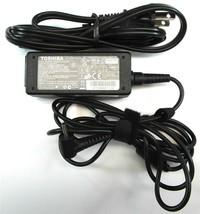 Genuine Toshiba Excite Pro AC Power Adapter PA5062U-1ACA ADP-36JH E G71C000ET110 - $15.99