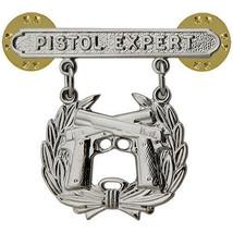 Vanguard USMC Marines PIstol Shooting Badge  Expert, Sharpshooter, Marksman - $10.20+