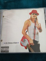 Kid Rock History Of Rock CD beautiful condition  - $16.99