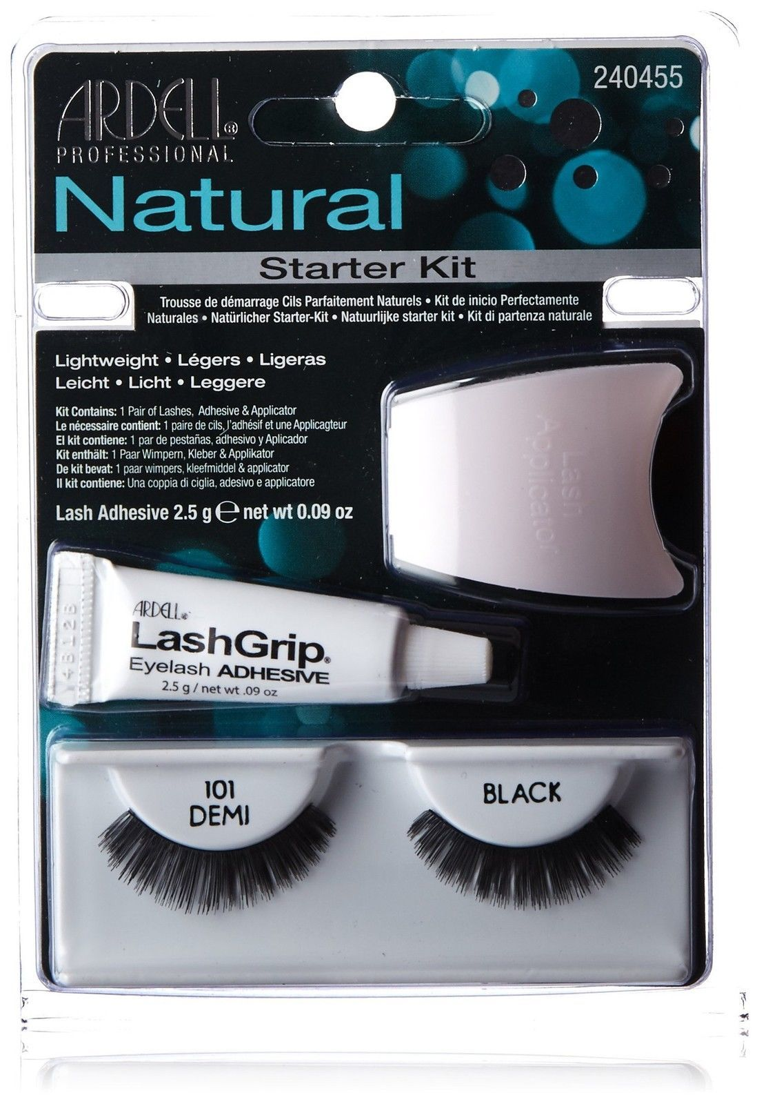 4f60490ec7b ... Ardell Natural Fake Eye Lashes Starter Kit And 50 Similar Items ...