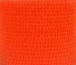 "Powerflex 2"" Stretch Athletic Tape - 6 Rolls, Orange"