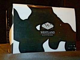 CowParade Gladiator Cow Item # 7249 Westland Giftware AA-191879 Vintage Collect image 3