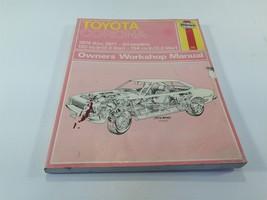 1974-1977 Toyota Corona Owners Workshop Manual All Models Haynes 360 - $14.99