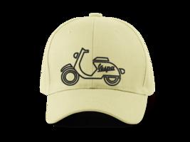 Vespa Scooter Pro Sandwich Ball Cap - $12.95