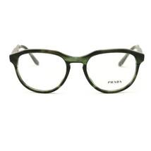 Prada Eyeglasses VPR 18S UEP 1O1 Ligth Green 53 19 145 Acetate - $64.60