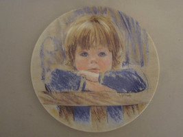 Daydreaming Collector Plate Frances Hook Children Legacy #2 - $15.99