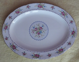 """Royal Albert Petit Point 15"""" Large Platter, excellent used condition - $74.00"""