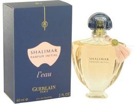 Guerlain Shalimar Parfum Initial L'eau Perfume 2.0 Oz Eau De Toilette Spray image 3
