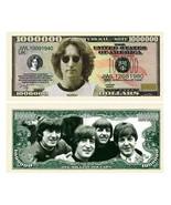 The Beatles John Lennon Bill - $2.50