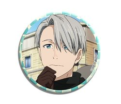 Yuri! on ICE trading can badge vol.7 BOX products 1 BOX = 12 pieces, all 12 - $19.00
