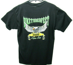 2006 Biketoberfest Daytona Beach Size Large Pocket T Shirt Black Motorcy... - $21.95