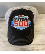 Daytona 500 Men's Baseball Hat Cheeckered Flag 62nd Annual 2020 - $24.52