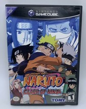Nintendo Gamecube Game Naruto Clash Of Ninja 2006 - $9.99