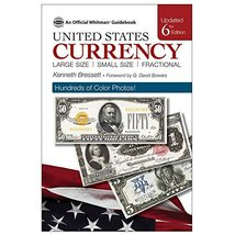 A Guide Book of United States Currency, 6th Edition Kenneth Bressett - $19.75