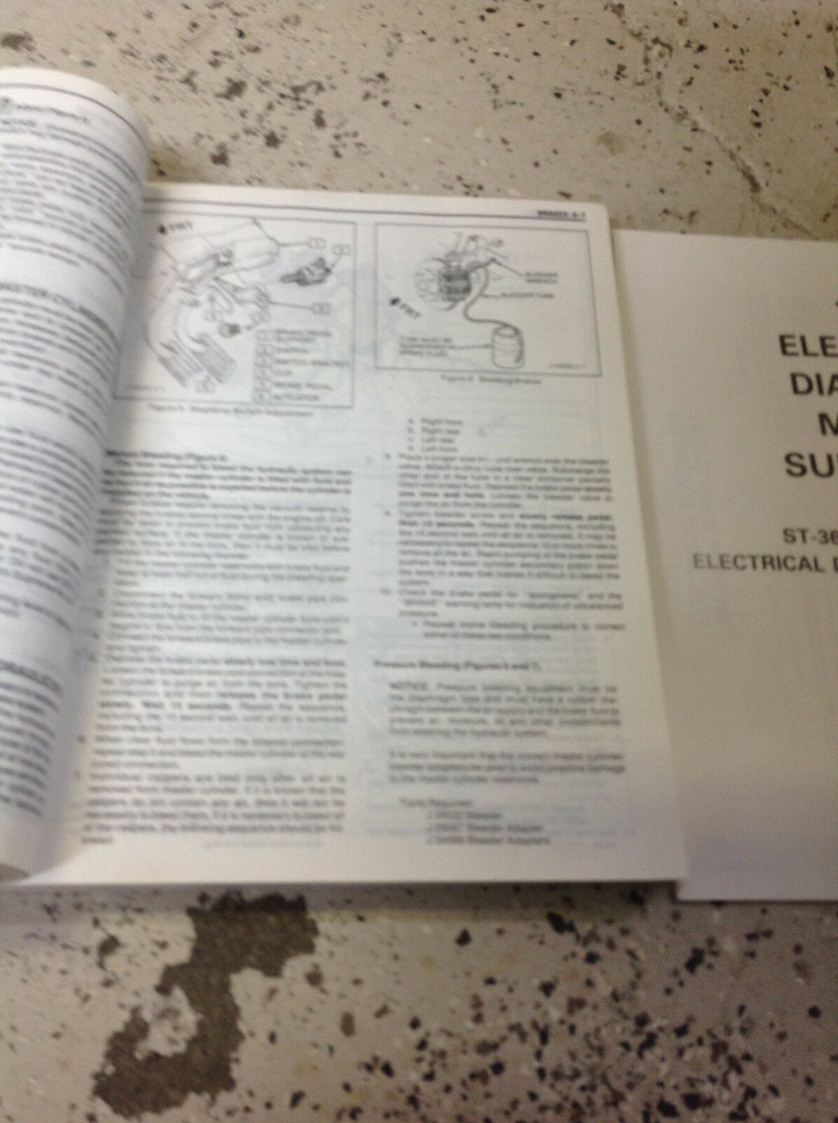 1988 Chevrolet Chevy CORVETTE Service Shop Repair Manual Set W Electrical EDM
