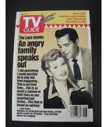 TV Guide 1976~Feb 9, 1991~Lucy movie ~Debbie Reynolds~Melissa Gilbert - $13.81