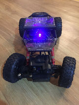 Bandi Toys Spider Monster Wireless RC Radio Controlled Remote Control Car Vehicl image 6