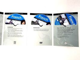 Instant Immersion Family Edition French Levels 1,2 & 3 PC & Mac Foreign Language image 3