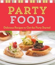 Cook Books - Party Food & Flash in the Pan   ( TWO BRAND NEW BOOKS) - $14.01