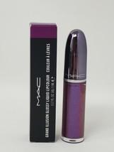 New Authentic MAC Grand Illusion Liquid Lipstick 313 Queens Violet - $16.79