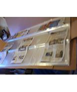 20 PCS 60 x 40 LARGE MAP PRINT PORTRAIT ACID FREE CLEAR ARCHIVAL STORAGE... - $160.37