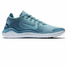 MEN'S NIKE FREE RN 2018 SUN SHOES noise aqua ocean bliss AH5207 400 - $60.14