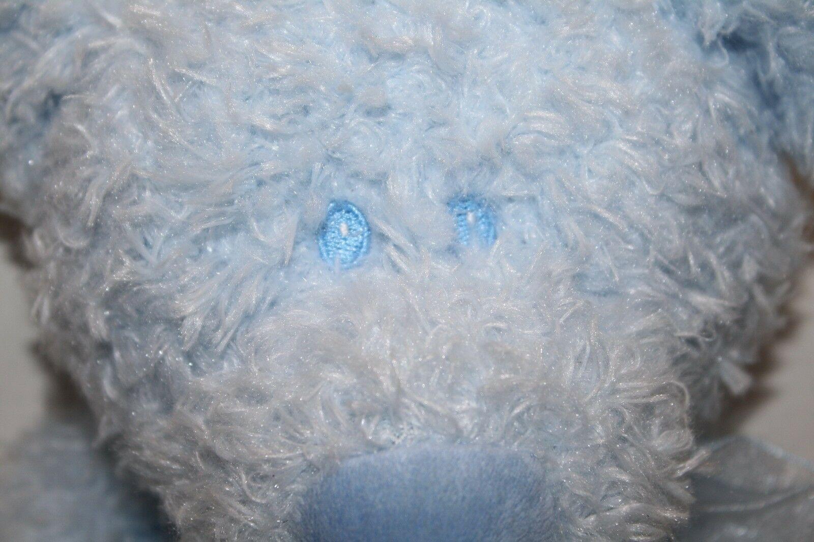 """Baby Ganz Plush Stuffed TUBBY TUMMY Teddy BEAR 14"""" BG1091 Floppy Bean Soft Toy"""