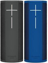 Logitech Ultimate Ears  Portable Wi-Fi/Bluetooth Speaker BLAST Steel+Pow... - $78.80 CAD