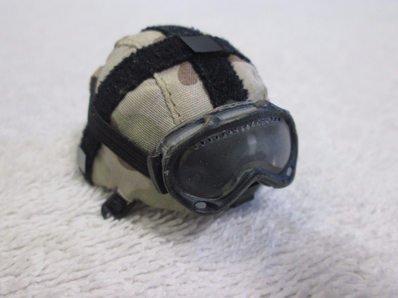 Navy Seal VBSS Helmet + Goggles PCU Ver. Accessory - Hot Toys 2007