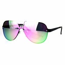 Unisex Aviator Sunglasses Full Mirrored Lens Frame Designer Fashion - $9.95