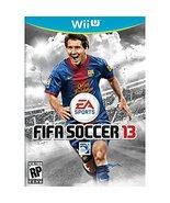 FIFA Soccer 13 - Nintendo Wii U [video game] - $22.74