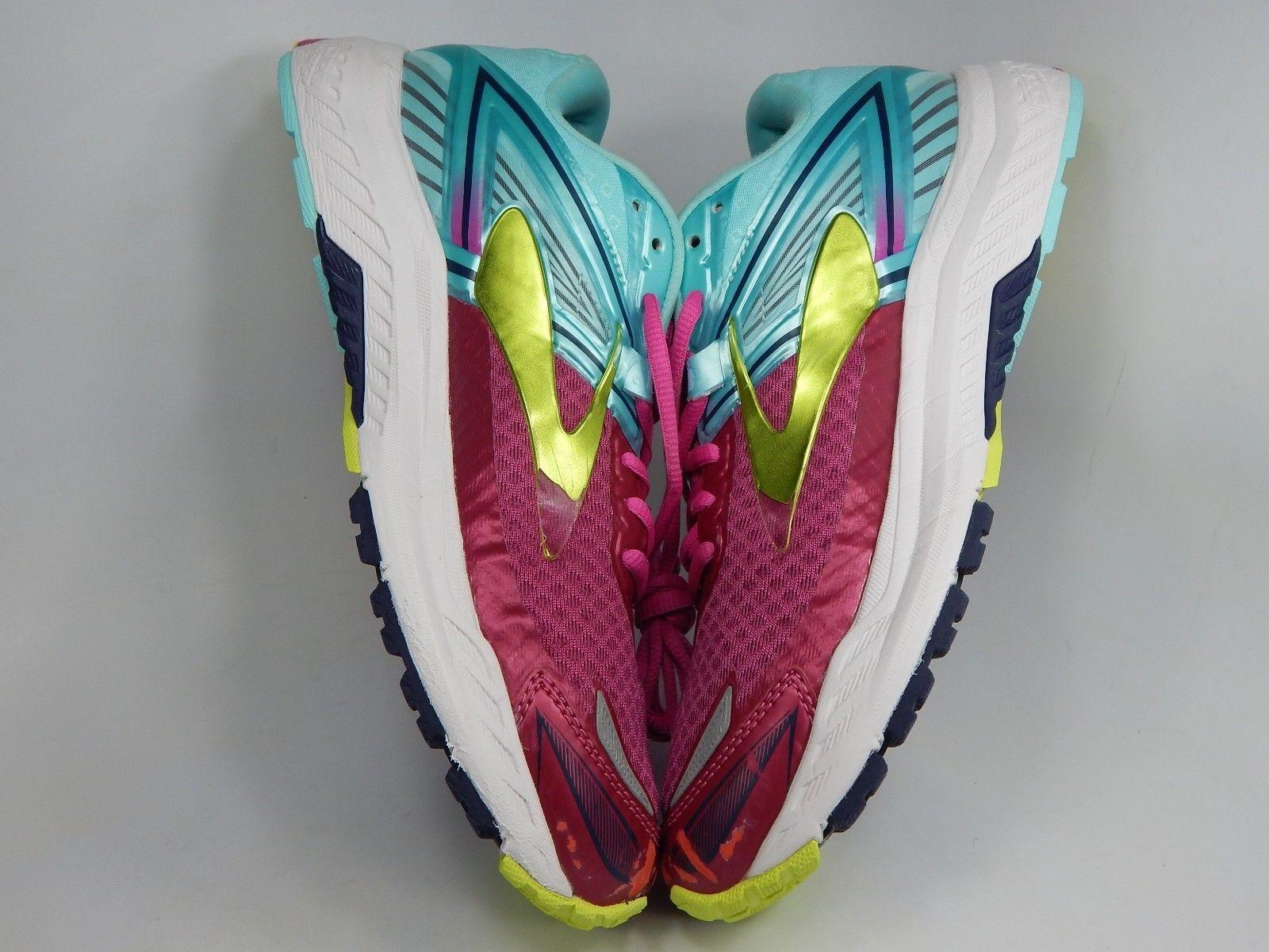 Brooks Ravenna 8 Running Shoes Women's Size US 10 M (B) EU 42 Berry 1202381B622