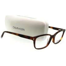 New Calvin Klein Eyeglasses Size 53mm 140mm 16mm New With Case - $41.27