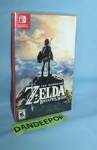Legend of Zelda: Breath of the Wild (Nintendo Switch, 2017) Video Game - $59.39