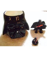 Darth Vader Figurine, Mug and Mini Darth Vader - $14.00