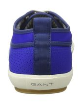 UK Top Mens Sneakers blue Samuel yale Gant Low 9 Blau BTWSzq