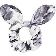 Elegant Rabbit Ears Hair Rope Ponytail Holders Hair Headwear(Gray) - €10,79 EUR