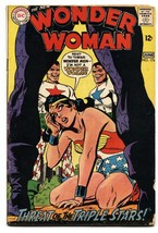 Wonder Woman #176 Comic Book 1968-battle cover-DC Silver AGE-vg - $35.31